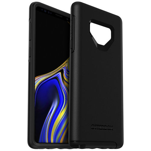 OtterBox Symmetry Shockproof Case for Samsung Galaxy Note 9 - Black